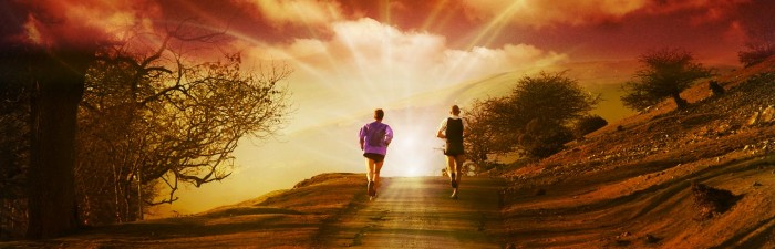 Running for faith